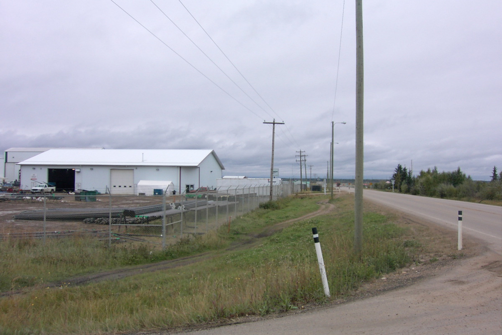 Bigstone Cree Nation Water Supply System Upgrading, Wabasca, Alberta