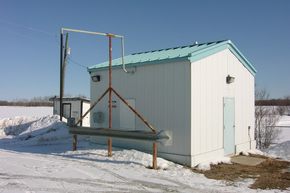 Northern Sunrise County and Partners Regional Water System, Peace River, Alberta