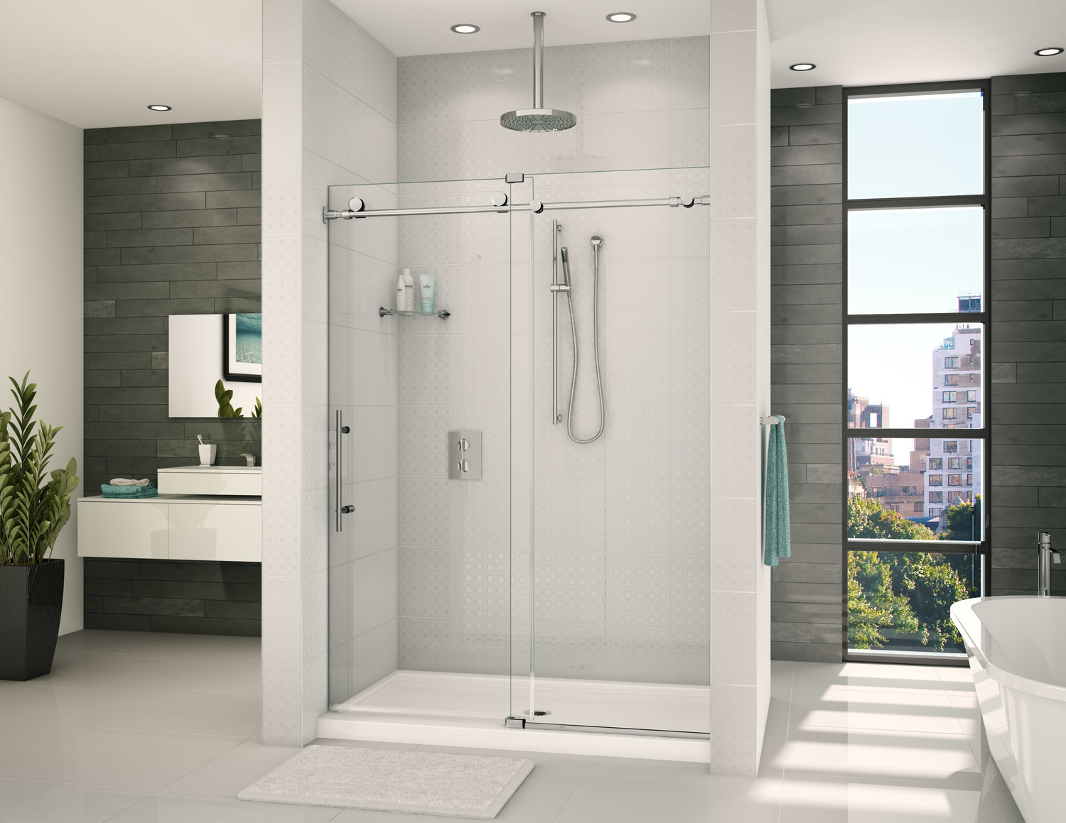 Glass shower enclosures gaithersburg glass company gaithersburg glass company planetlyrics Image collections