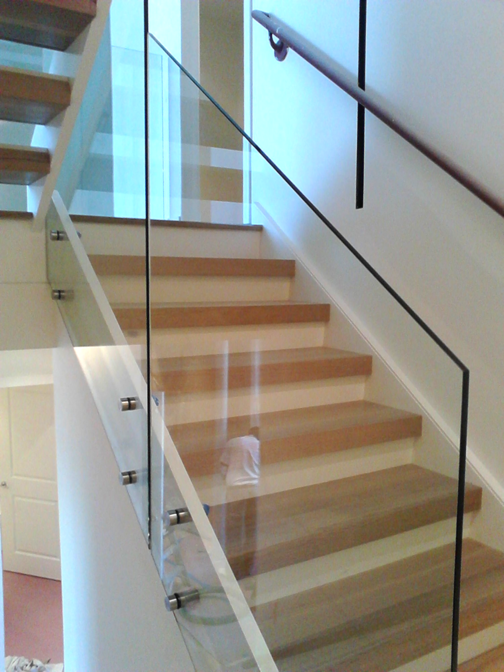 Glass railings — gaithersburg company