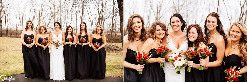 st-cloud-minnesota-wedding-photography-hamburg-winter-buffalo-plaid-rustic-bridesmaids