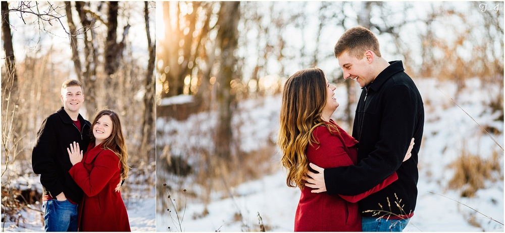 st-cloud-minnesota-wedding-photographer-waite-park-quarry-winter