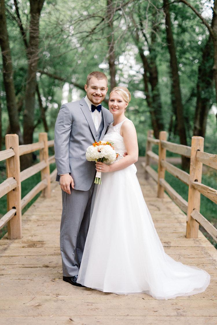 I got married in June 2015