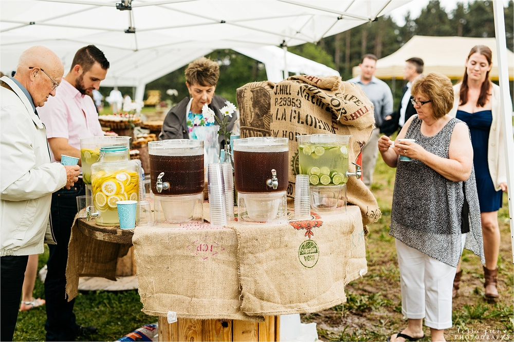 bohemian-forest-wedding-stillwater-minnesota-flower-crown-st-cloud-photographer-reception-beverage-station