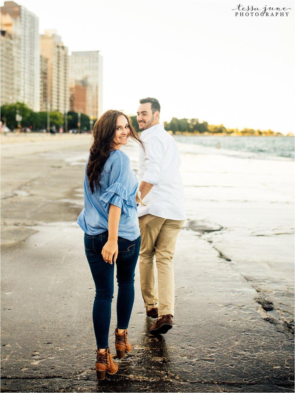 st-cloud-wedding-photographer-chicago-north-avenue-beach-engagement