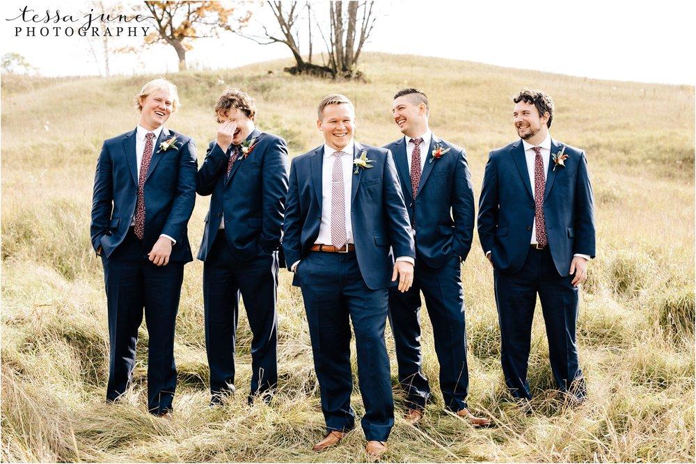 birch-hill-barn-october-wedding-wisconsin-groomsmen-blue-suit