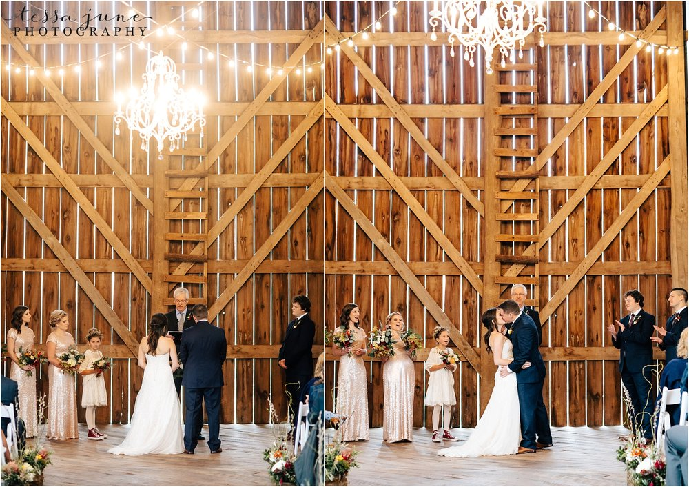 birch-hill-barn-october-wedding-wisconsin-ceremony