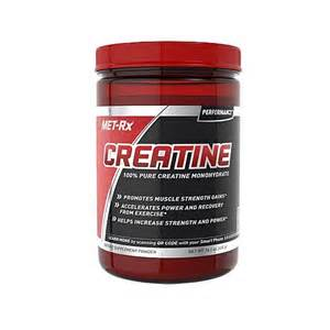 Why is Creatine the number #1 supplement all of you should be taking?  1. Its helps muscle recover faster. 2. Helps muscle endurance. 3. It will make you stronger and faster. 4. Its cheap. 5. Its healthy. 6. Best of all, zero side effects. We are now selling MET Rx Creatine for $16 at Skyline.