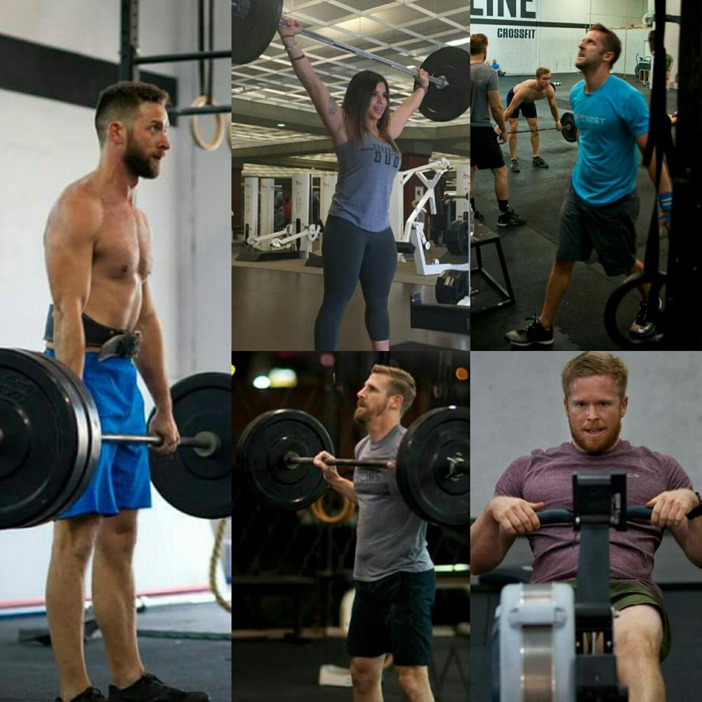 Joe West, Crystal Flores, Austin Cornielius, Kevin Beckering, Brad Andersen