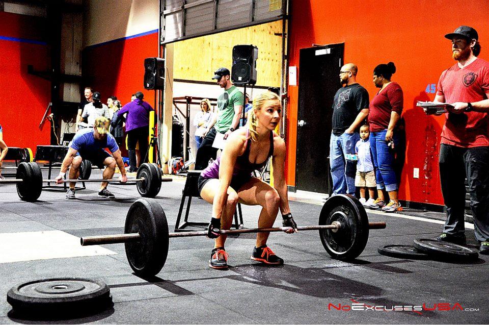 Erin 2014 CrossFit Open!