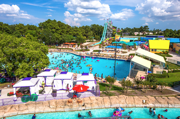 Don't forget to sign up at front desk for group rate at Splash Town this Saturday!!