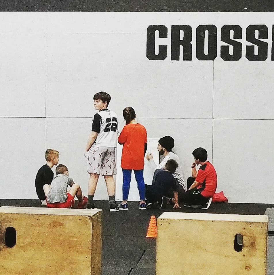 Mini white board session during the Kids class every Sunday at 1pm.