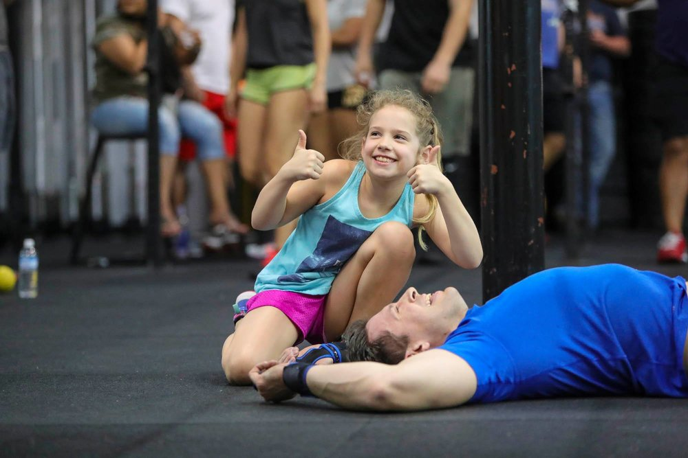 CrossFit Games Open workout18.1 gets announced in 2 days!