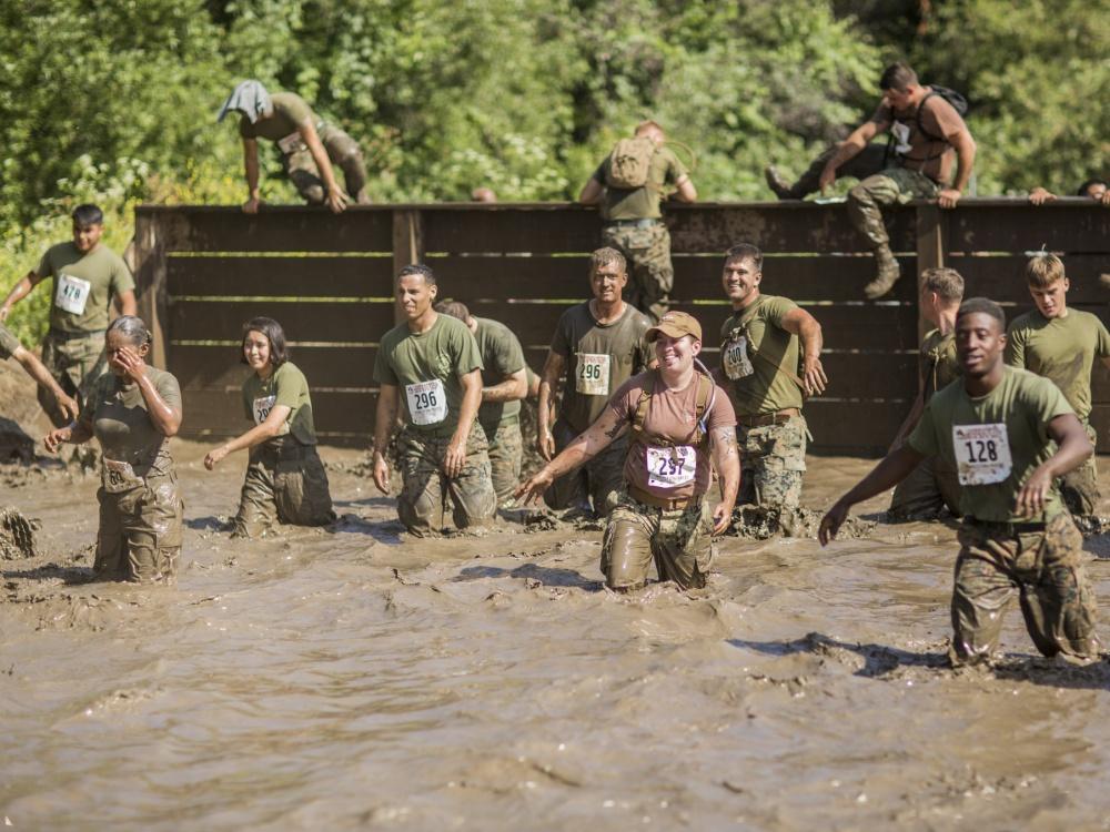 Mud Run training class this Sunday at 11am!