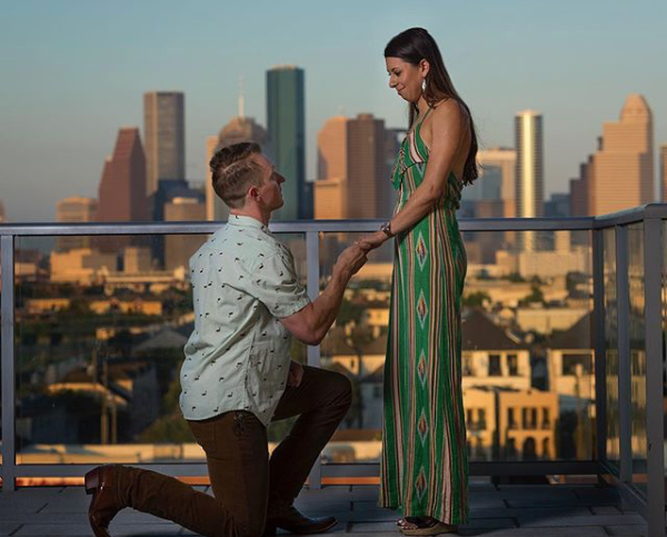 Congratulations to longtime Skyline member and photographer Trevor Gerland and his now fiancee Care Bach on their recent engagement.  Trevor finally got to be on the other side of the camera lens. Heres to a lifetime of good memories!