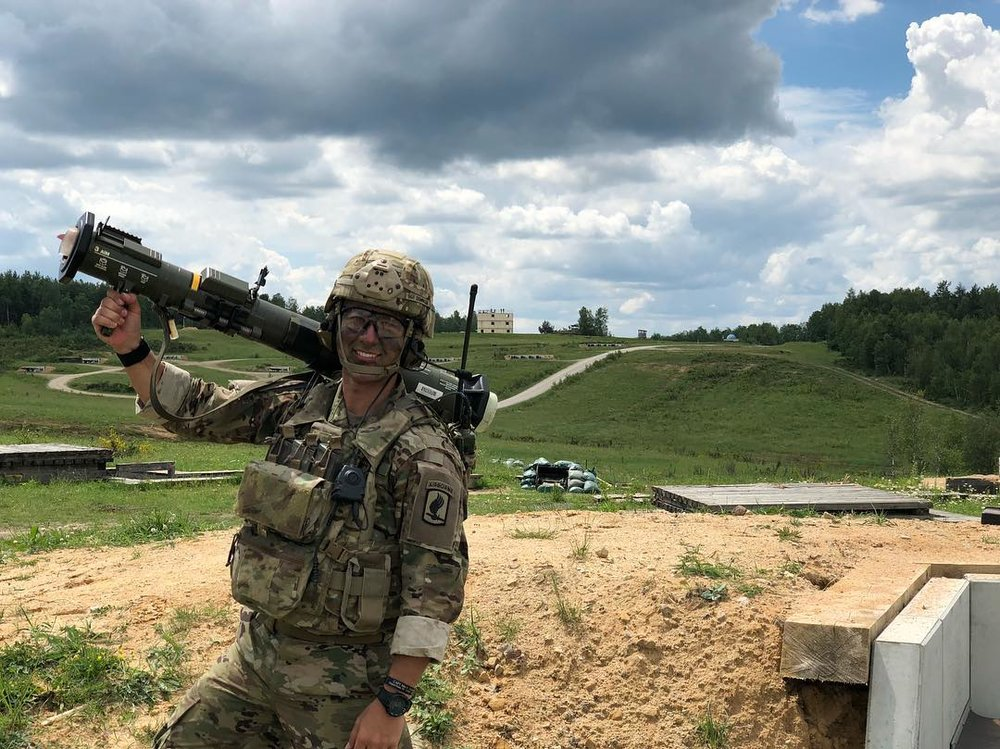 """You'll never work a day in your life if you love what you do.""  Coach Tyler doing his service for our country. Currently he is in Italy fulfilling his duties until the end of July. We miss you Tyler!"
