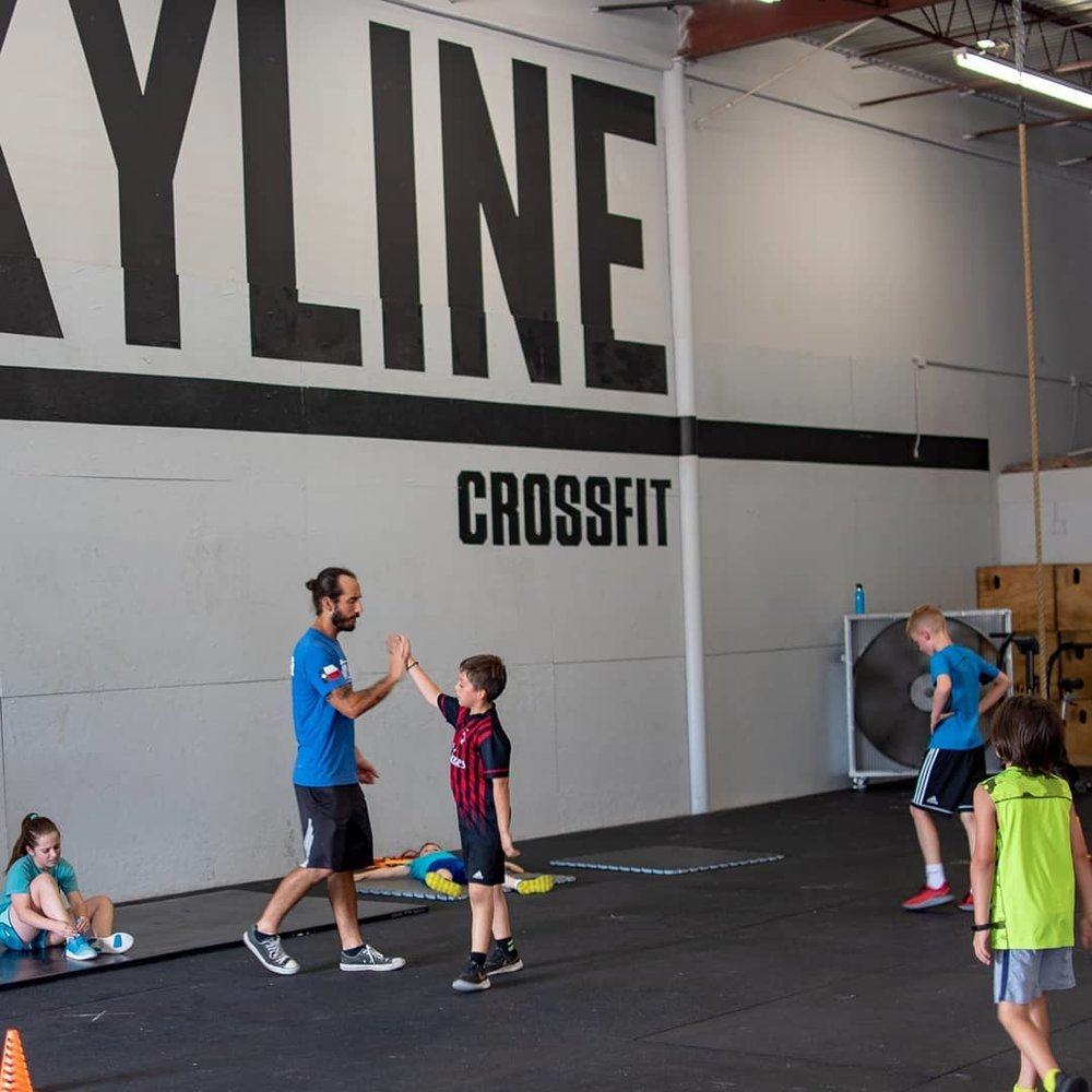 Don't forget CrossFit Kids class held every Sunday at 1pm.