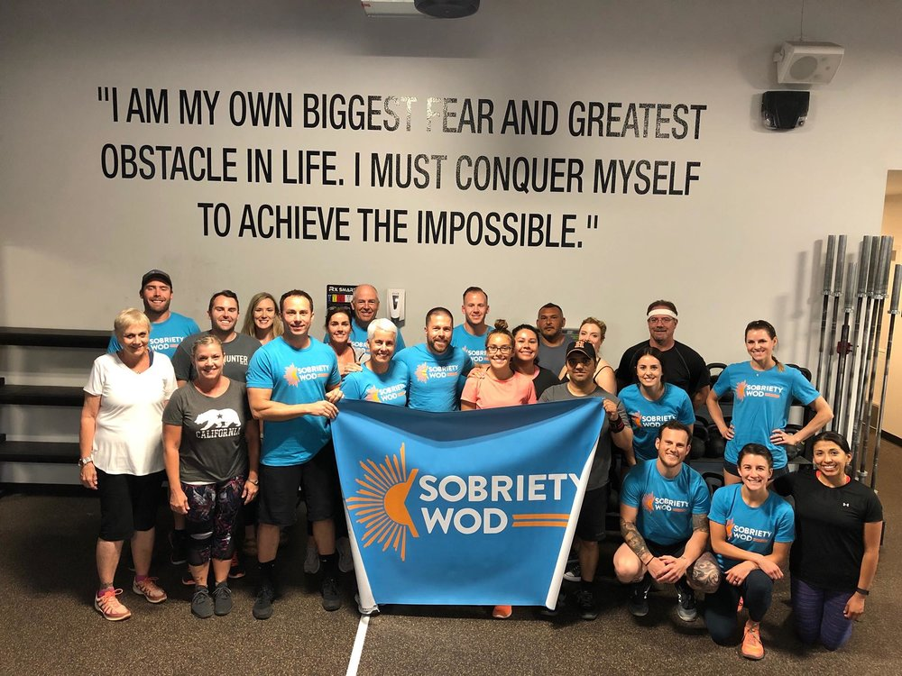 Sobriety WOD every Sunday at 4pm. These classes are always free. Sobriety WOD helps bridge the gap of fitness and recovery.