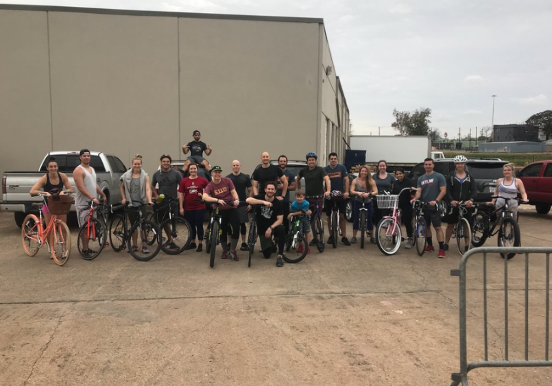 Last Bring Your Bike Day!