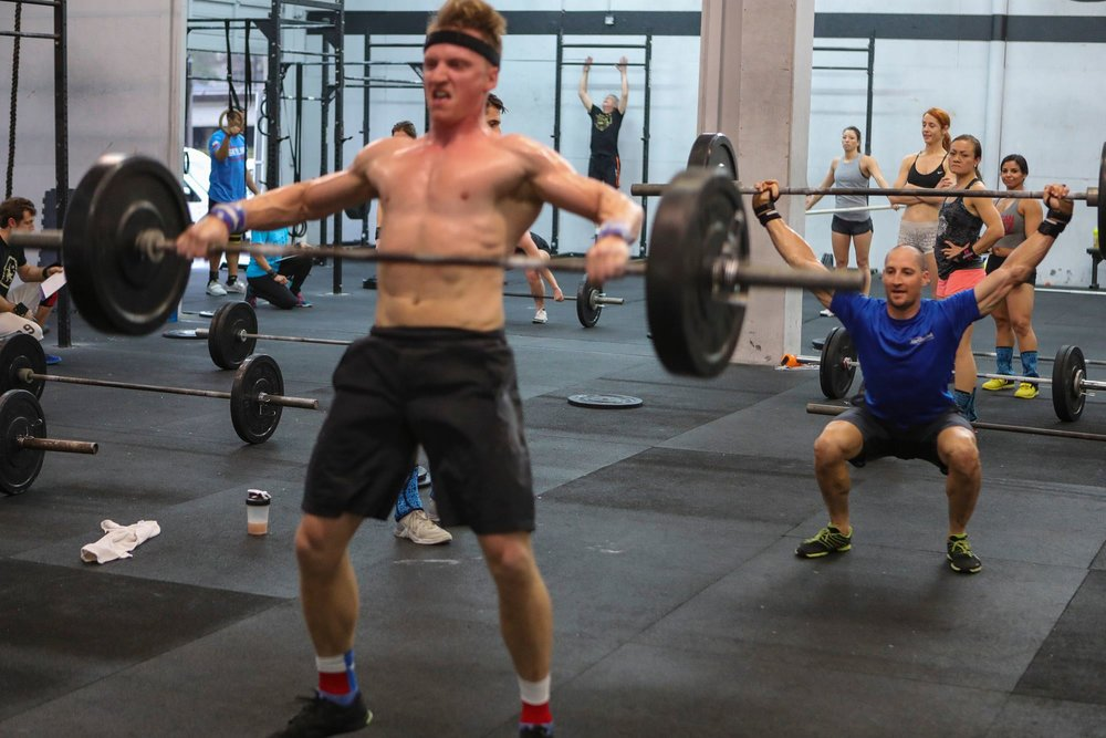 Trevor and Zach showing some great Snatch faces! Isabel is very skeptical.