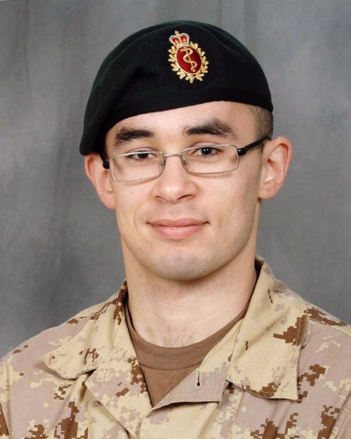 Canadian Forces Private Colin Wilmot, 24, of Fredericton, New Brunswick, assigned to the Second Battalion, Princess Patricia's Canadian Light Infantry (2 PPCLI) Battle Group, based out of Edmonton, Alberta, died on July 6, 2008 from wounds suffered when an explosive device detonated near him in the Panjwali District of Afghanistan.  He is survived by his fiancee Laura, father Eric Craig, and sister Kathleen.