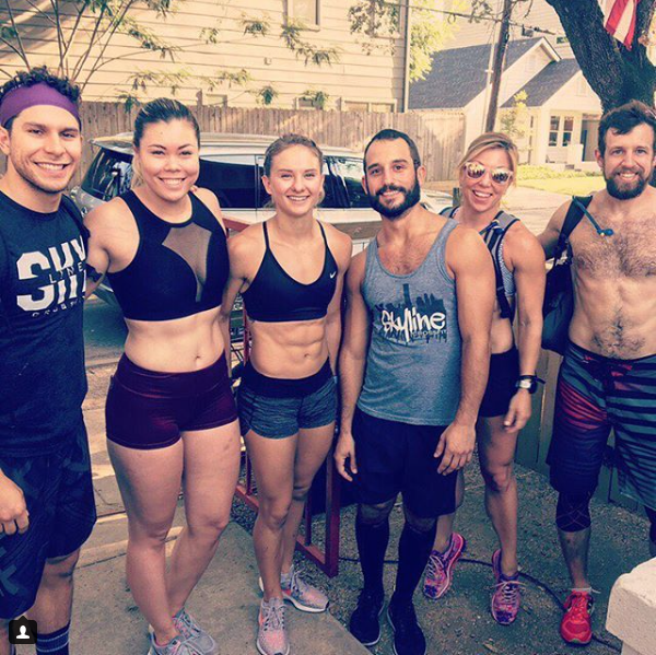 """Congratulations to Skylines team """"Unprotected Six"""" in finishing 2nd place at this months leg of the Summer Series. They have one more leg left of series and currently in 1st place overall."""