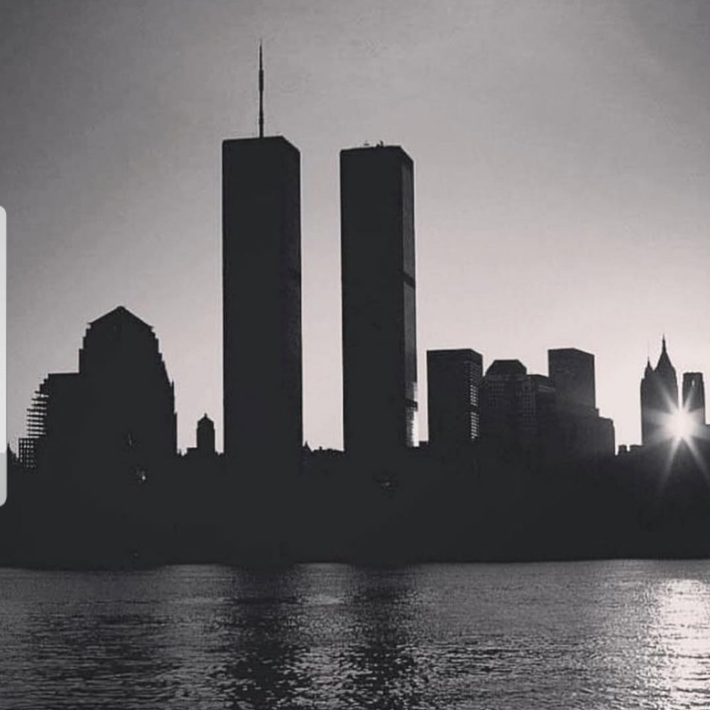 Today is dedicated to all of those who were lost 17 years ago today.