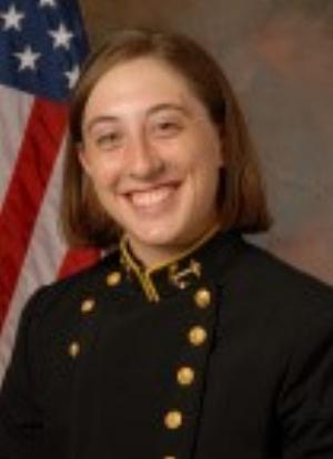 Meredith Biri: Navy