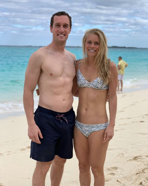 Connor and Liz are very consistent athletes at Skyline.  Here they are enjoying some well earned time off in Nassau, Bahamas.