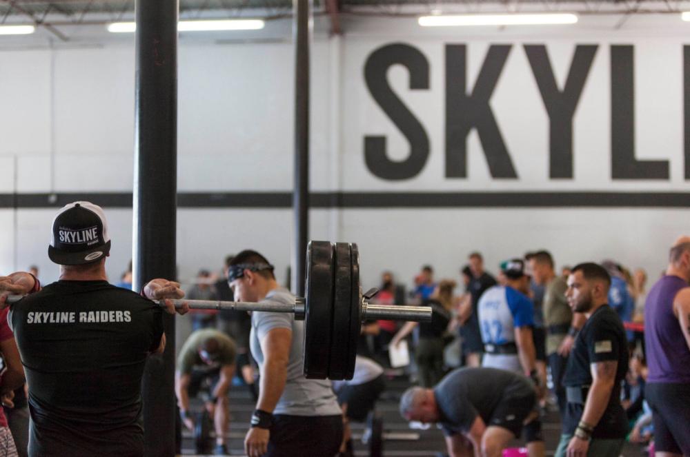 Granite Games at Skyline CrossFit