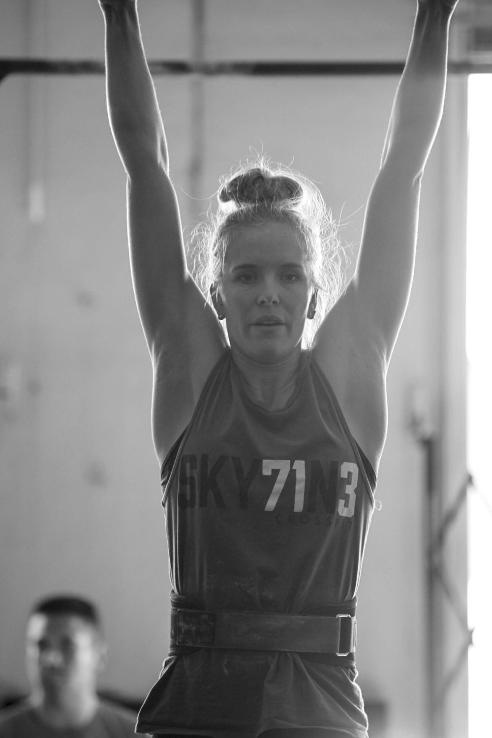 Coach Nienke will be furthering her education next month by attending CrossFit Level 2 Trainer seminar!