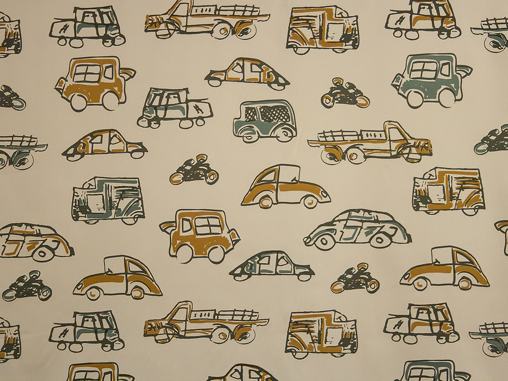 Traffic Jam by Robert Hodgins