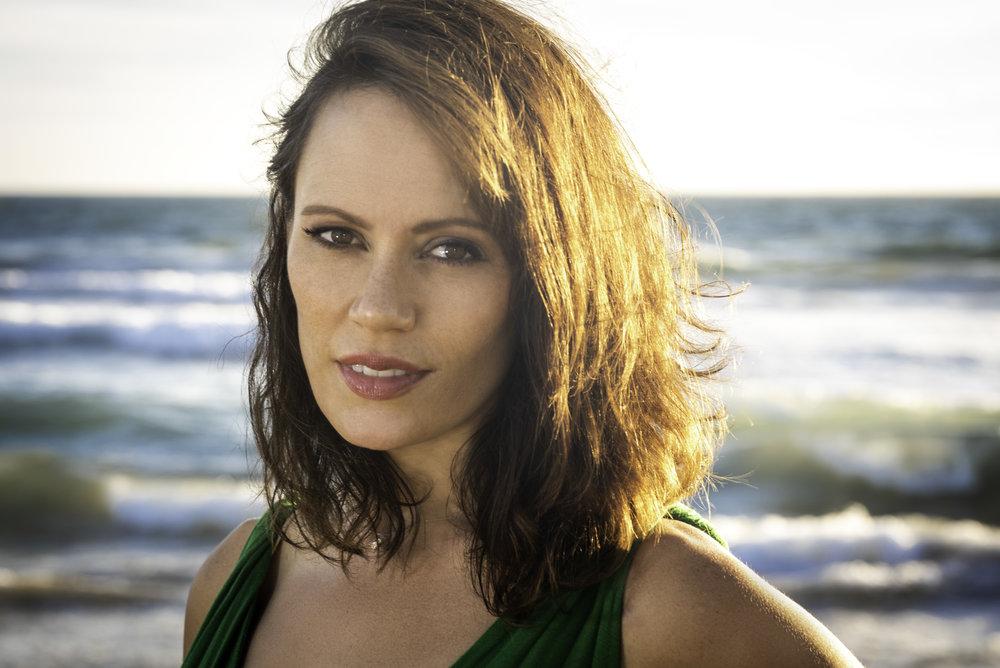 Photographer- Lauren Schiff.  Actor- Emily Swallow.