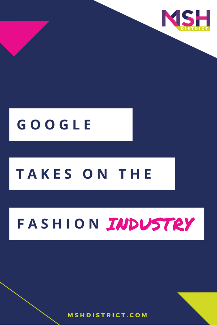 When Google decides to make its own fabric the world sits up and listens. Why the heck would Google make fabric?? MSH District - Fashion Startup Fund. http://www.mshdistrict.com/blog/google-in-fashion