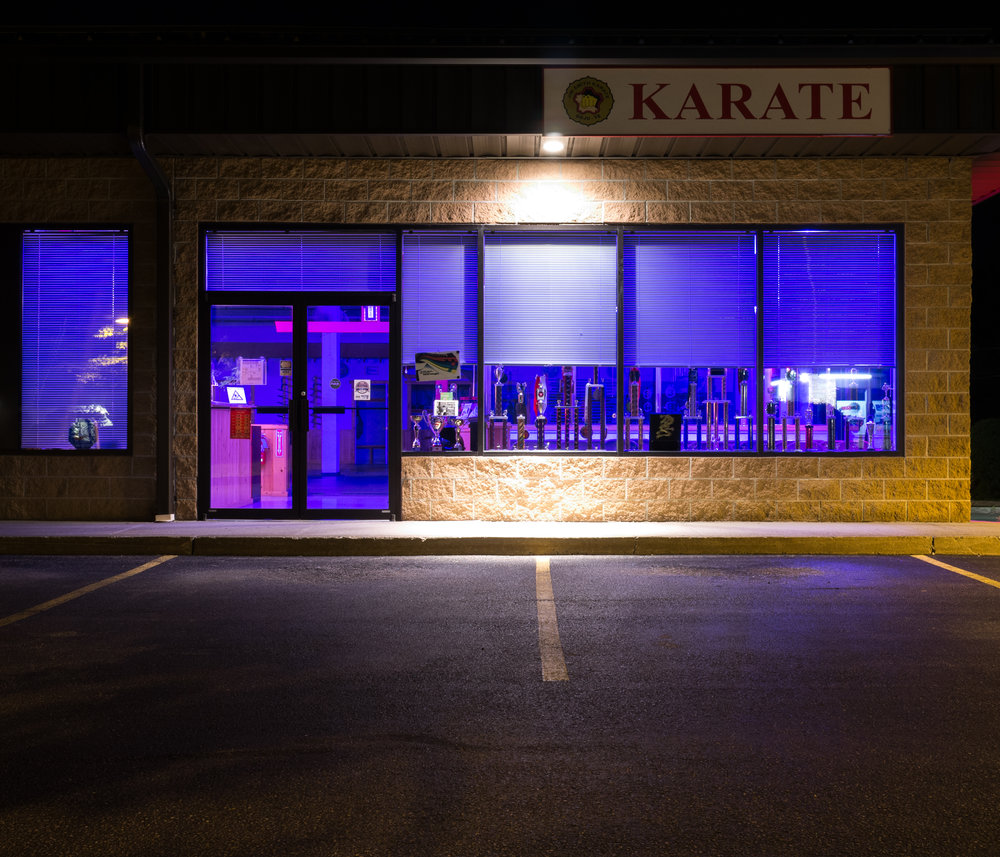 Karate, 2017