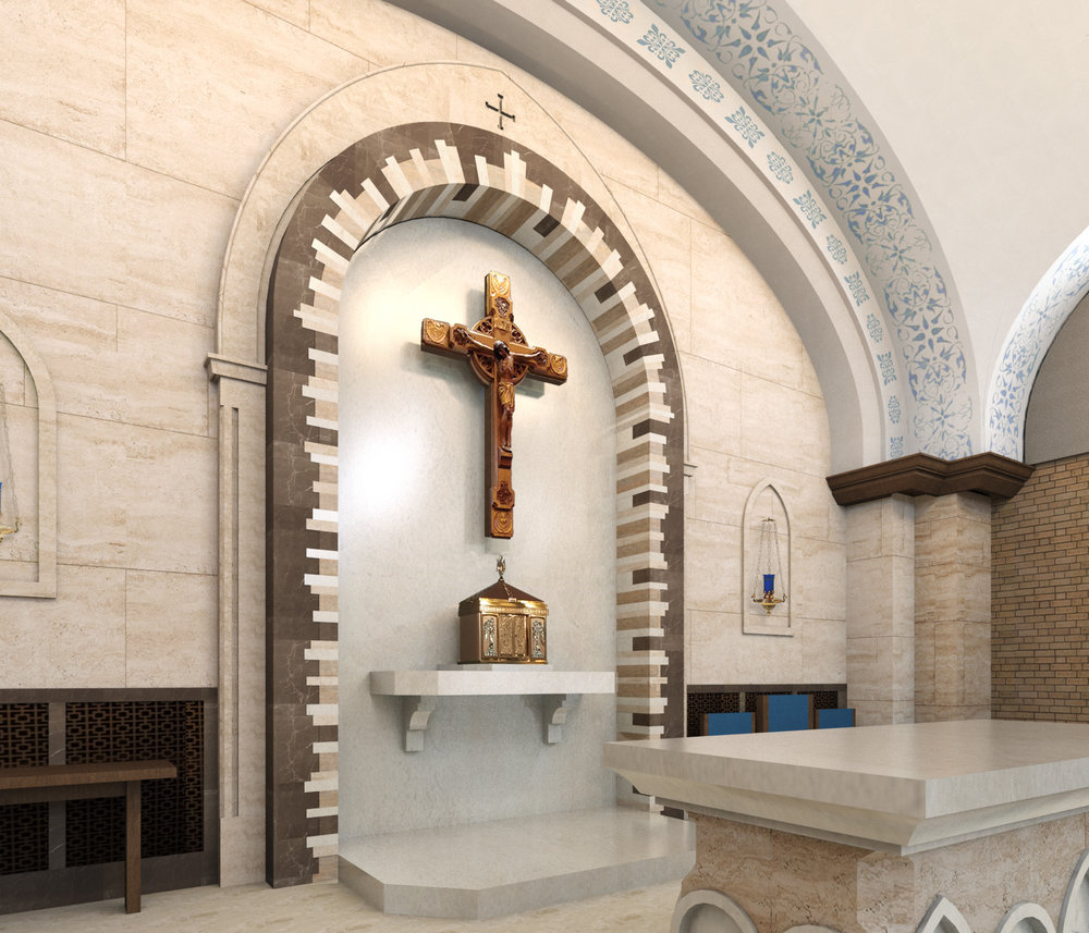 06_OLOL_Church_Persepctive View_Sanctuary Arch.jpg