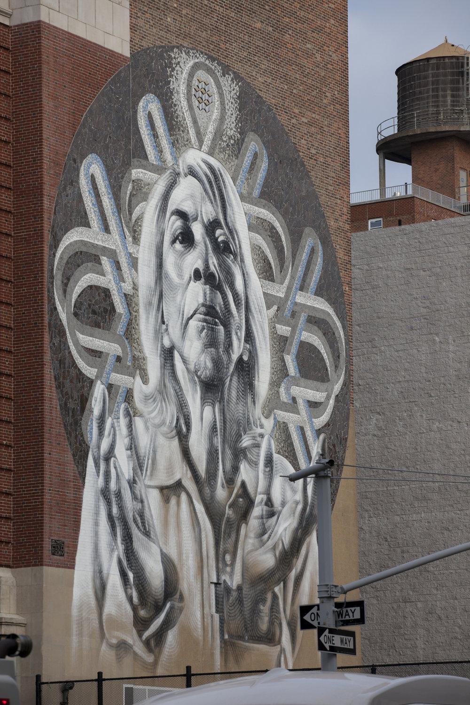 Mural, East Harlem