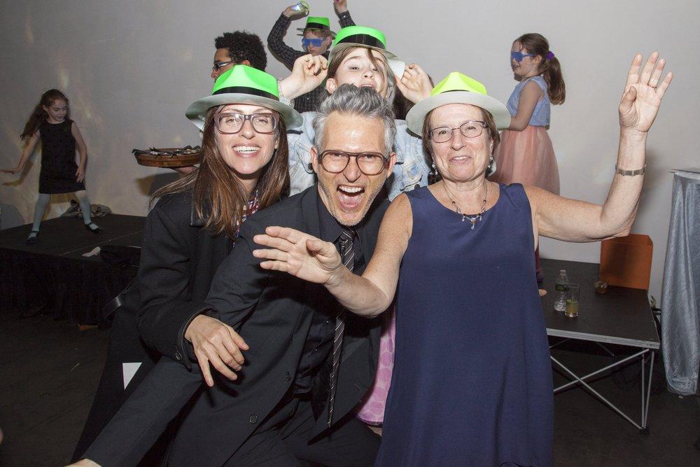 B Mitzvah Guests