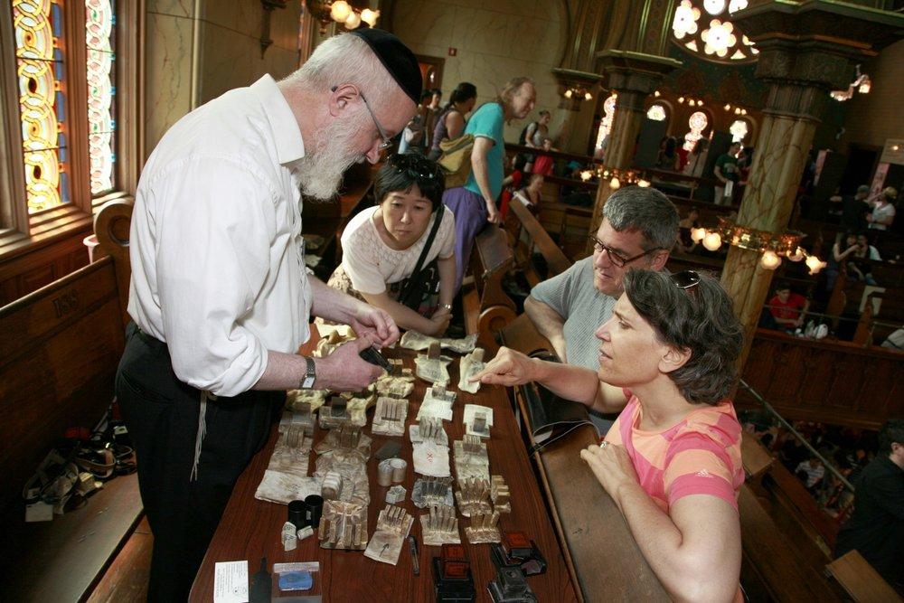 For The Museum at Eldridge Street exploring Jewish American Culture