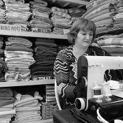 Sue McMillan  Designer, Seam Cushions