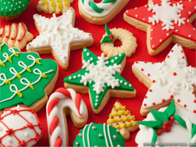 Christmas Cookies Central Assembly