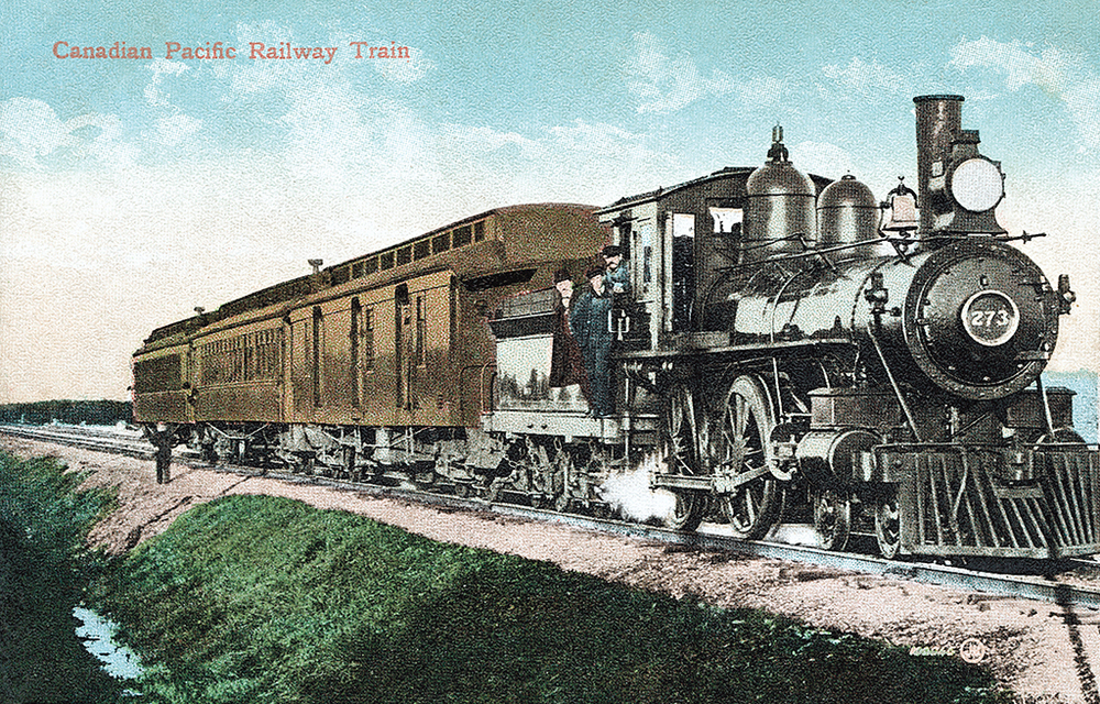 By 1910, travelling north by train was convenient and comfortable. Networks of railway lines, steamers and hotels were linked, and travellers' connections were made with as little fuss as possible.