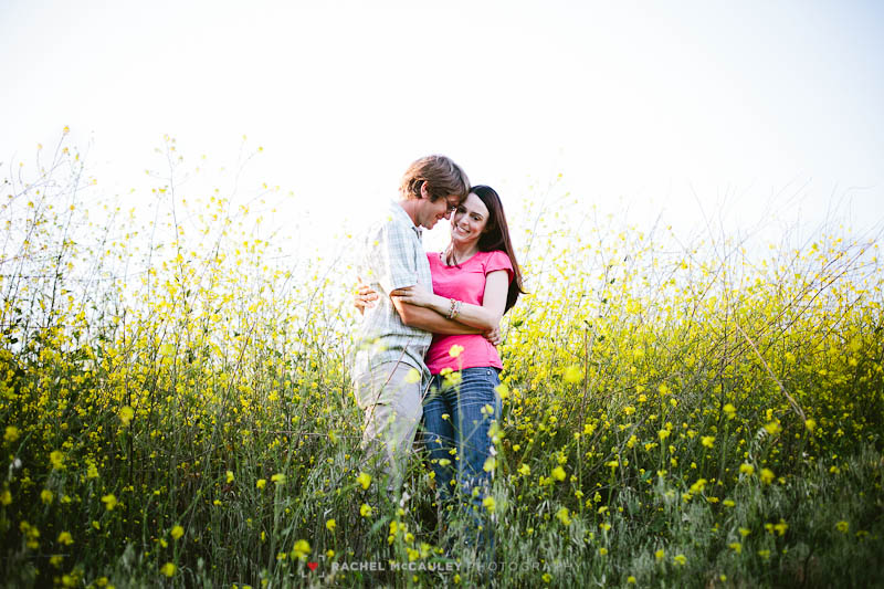Powder Canyon La Habra Heights Engagement Photo-5328-2