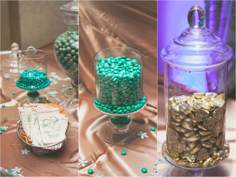noor wedding candy