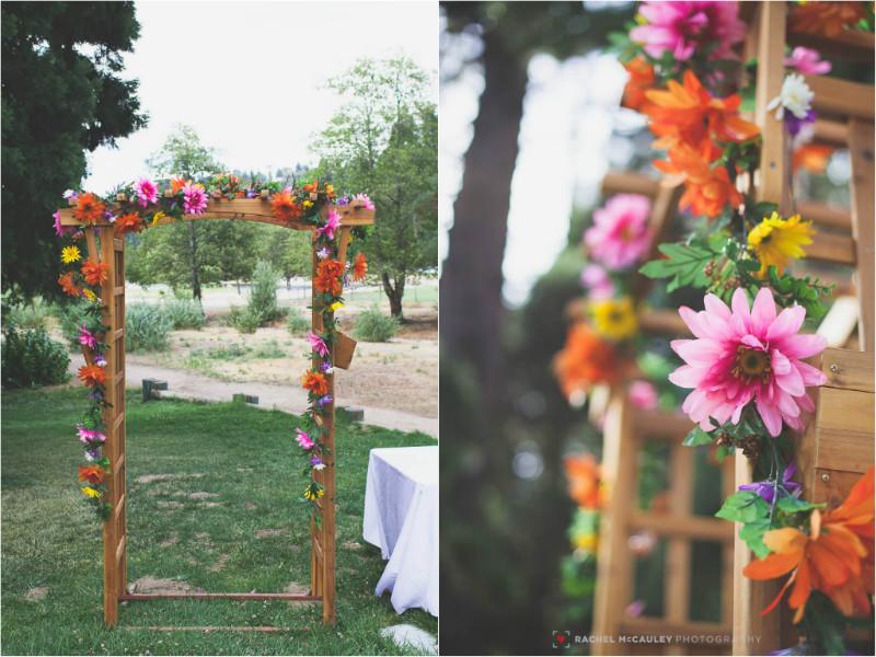 san moritz crestline wedding photo