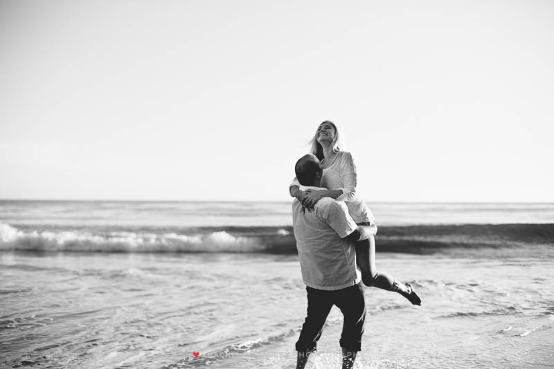 el matador beach engagement-6990