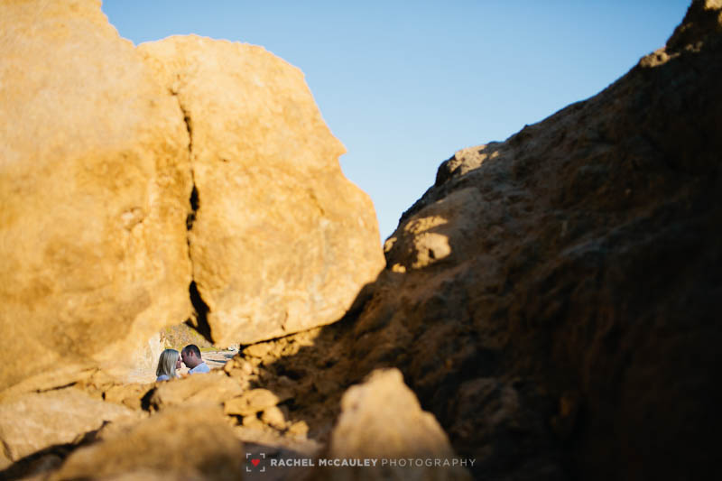 el matador beach engagement-7087