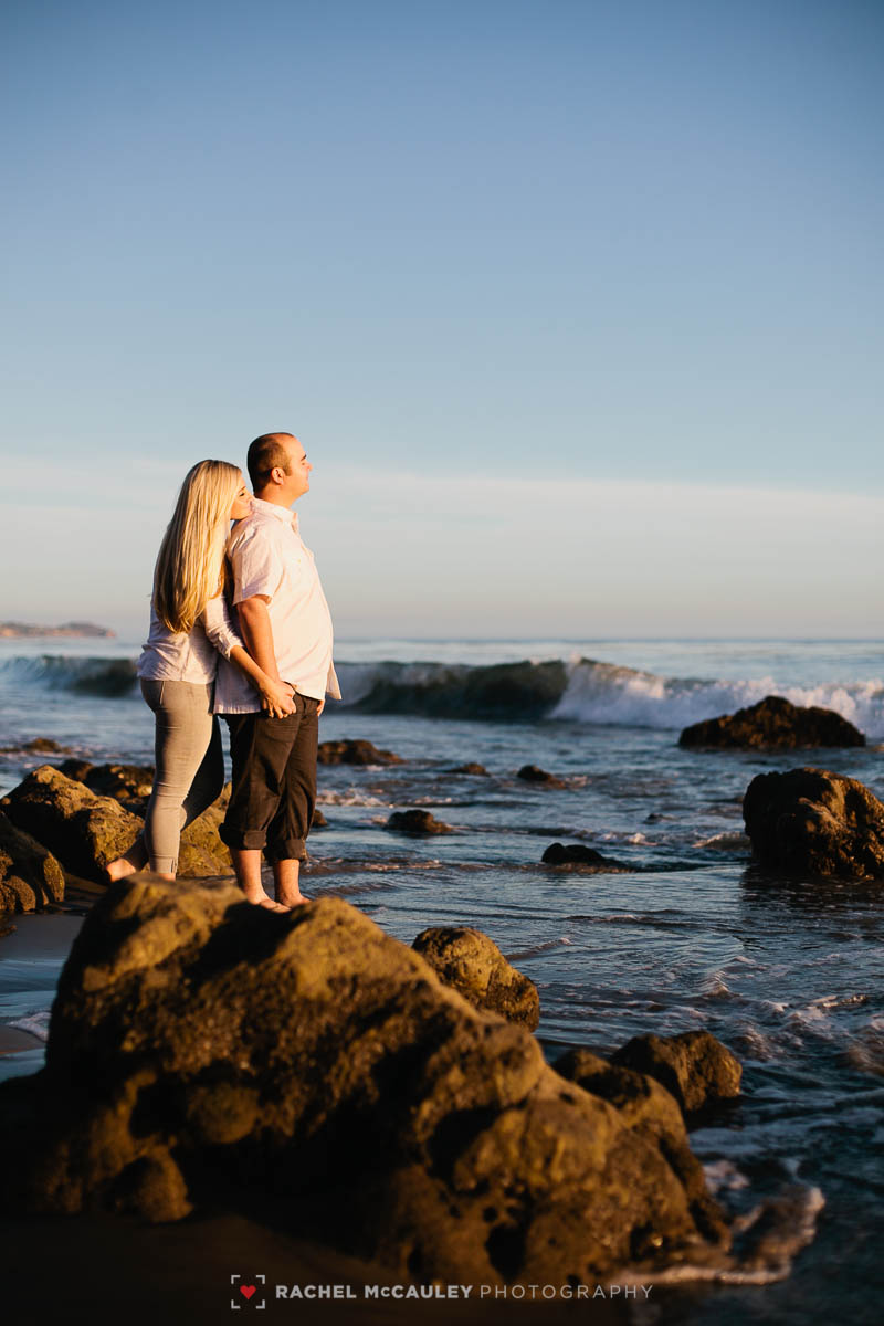 el matador beach engagement-7244