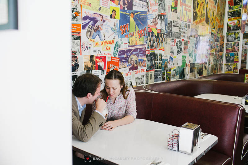 cafe 50s los angeles engagement -8814
