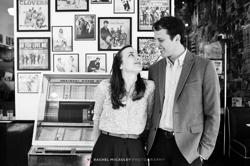 cafe 50s los angeles engagement -8754